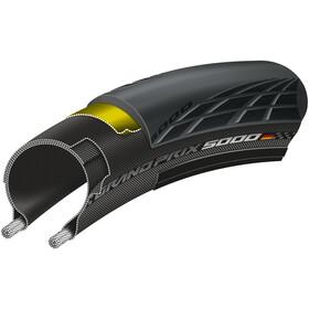 "Continental GrandPrix 5000 Folding Tyre 28x0,90"" black/black skin"